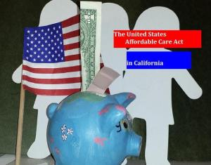 How much money and how much care is in the ACA for Californians