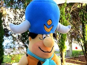 Fred-Flintstone-RARE-Water-Buffalo-Grand-Poobah-Version